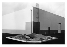 Lewis Baltz Photography for sale. West Wall, Space 817 West Street, South Corner Riccar America, 3184 Pullman by Lewis Baltz History Of Photography, Documentary Photography, Urban Photography, Vintage Photography, Landscape Photography, Architectural Photography, Architectural Drawings, Street Photography, Lewis Baltz