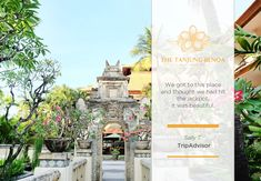 Leaving our guests with the best experience and memories is all that we strive for, and we really appreciate all your reviews!  And this review from Mrs. Sally T. from TripAdvisor, has just made our day!  Our entire #TheTanjungBenoaBeachResortBali team looks forward in welcoming you back in the near future.   #thetanjungbenoabeachresortbali #thetanjungbenoa #TheTaoBali #bali