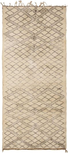 Moroccan Rug | Modern Moroccan Carpet | 45736 by Nazmiyal