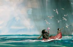 See Illustrations Of Harry Potter, Peter Pan And Matilda At The Foundling Museum | Londonist
