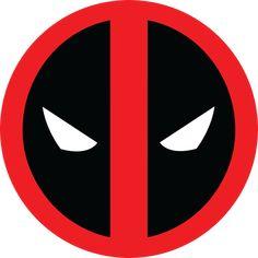 Deadpool Logo 1 Fill by mr-droy