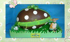 Uovo di Pasqua di Pippi Calzelunghe !!