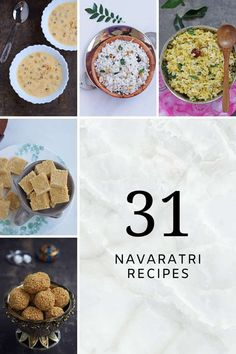 Navaratri - a celebration of power, victory and woman. Happy Navaratri to all! One of my favorite celebrations that I look forward to every year. Here you will find a collection of Navarathri recipes that could be made as prasadam / neivedhiyam including sundal, desserts and rice recipes. #Navaratri #mycookingjourney #festivalsofindia #dussehraspecial #golumpki Best Dinner Recipes, Holiday Recipes, Ven Pongal Recipe, Indian Beef Recipes, Navratri Recipes, Delicious Desserts, Dessert Recipes, Burfi Recipe, Vegan Recipes