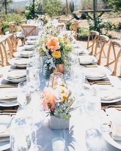 Bijoux Events: Sara and Brandon's Desert Dance Party Wedding in Ojai, California Garden Wedding, Our Wedding, Party Wedding, Coral Peonies, First Dance Songs, Dj Lighting, Space Wedding, Us Images, Event Design