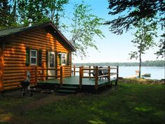 St. Germain Vacation Rental - VRBO 326124 - 2 BR Northeast Cottage in WI, Found Paradise I -Adorable Lake Cottage in St. Germain Wiscons
