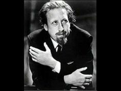 """Schubert Liszt Ave Maria"" - Lazar Naumovich Berman (Russian: 1930-2005) a Soviet Russian classical pianist. As a technician, Berman was extraordinary in terms of sheer evenness, control, and rhythmic panache. Berman born to Jewish parents-Leningrad. His mother, Anna Lazarevna Makhover introduced Lazar to piano, he entered his first competition at age 3, and recorded a Mozart fantasia and a mazurka that he had composed himself at the age 7, before he could even read music."