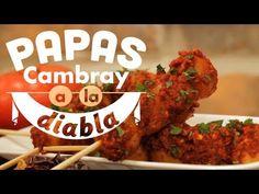Ve este video de Cocina Fresca y prepara una rica botana: Papas Cambray a la Diabla.  Descubre muchas recetas más para saborear cada día en CocinaFresca. #CocinaFresca es presentada por Walmart ¡Suscríbete!