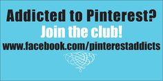 Pinterest Addicts Unite! @Melisah Bustos @Jessica Velarde @Lynsie Petig @Chrisalen Yanez @Carlee Hunzie @Becky Marsh @Megan Hernandez Crutchfield @Kimberly Jimenez @Rachel Barnes