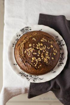 Torta con farina di castagne e nocciole | La tarte maison