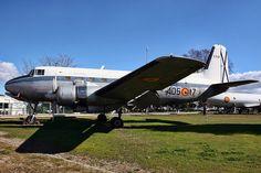 CASA C-207C Azor Spanish Air Force T.7-17 405-17 (8740173217) - CASA C-207 Azor - Wikipedia, la enciclopedia libre