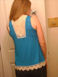 Stitch Fix #9. Back of the Lonni. Love this!