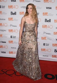 Elie Saab Couture - Style Crush: Amber Heard on the Red Carpet - Photos