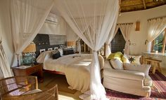 Hospitality Design - River Cottages at Tongabezi Lodge