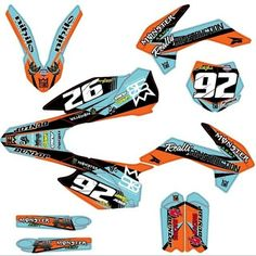 Custom Wraps, Motocross Bikes, Dirt Biking, Custom Bikes, Atv, Trail, Stickers, Awesome, Check