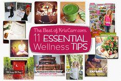 Top Wellness Tips at KrisCarr.com — Kris Carr