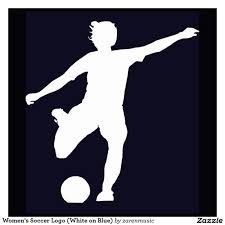 Afbeeldingsresultaat voor vrouwen voetbal logo