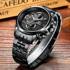 b62dd23e332 Reloj Hombre Moda Relógio de pulso CADISEN design militar relógio de  quartzo Homens Luxury Brand Sport