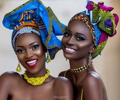 Credits Photographer: Prince Meyson Photography Models: Adesola Adeyemi and Chinelo Ikegbune Make-Up Artist: Jide of St. Ola