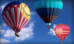 Groupon - $165 for a Fall Leaf-Viewing Hot Air Balloon Ride from Air Balloon Sports ($330 Value) in On Location. Groupon deal price: $165.00