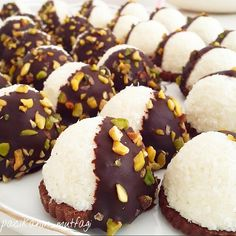 Negrolu kartopu Ramadan Desserts, Pasta Cake, Baking And Pastry, Homemade Desserts, Turkish Recipes, Food Humor, Perfect Food, Desert Recipes, Chocolate Desserts