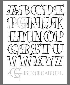 Ver a imagem de origem Hand Lettering Fonts, Doodle Lettering, Creative Lettering, Handwriting Fonts, Brush Lettering, Calligraphy Letters, Caligraphy, Abc Font, Bullet Journal Diy