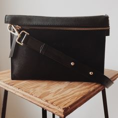 Mo Vegan Leather Convertible Bag www.velmavie.com