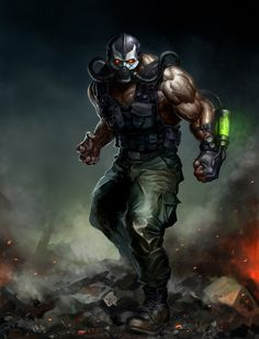 51 Best BANE images in 2019 | Bane, Dc comics, Batman