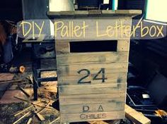 Image result for diy letterbox
