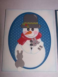 Bonnie's Creative Place: Christmas Cards