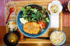 효자동, 일본 가정식, 누하의 숲(ヌハの森)