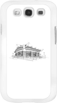 San Siro (Giuseppe Meazza) Stadyumu Kendin Tasarla - Samsung Galaxy S3 Kılıfları