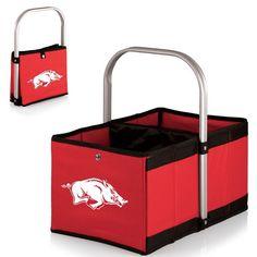 Arkansas Razorbacks Urban Basket - Red - $34.99
