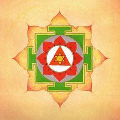 Ganasha yantra - para fertilizar as telas !!! Abundância celestial para todos os artistas !!!