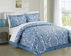 Cardinale 8 Piece Bed in a Bag Set
