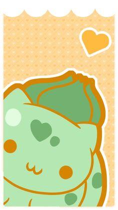 Pokemon Bulbasaur Wallpaper.