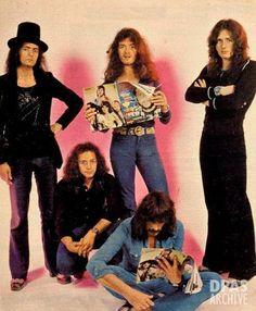 Magical Deep Purple MK 3... Rock 'n Roll History.