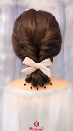 If you are seeking for a base type that is ultra light and with an undetectable feature, find Swiss Lace Hair Toppers and Swiss Lace Human Hairpieces For Women Easy Hairstyles For Long Hair, Up Hairstyles, Braided Hairstyles, Simple Hair Updos, Casual Updos For Medium Hair, Medium Length Hair Updos, Easy Wedding Hairstyles, Updos For Medium Length Hair Tutorial, Short Hair Updo