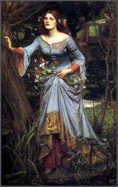 John William Waterhouse (1849-1917)