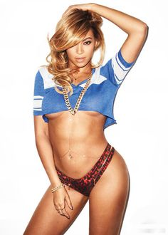 Beyonce GQ Super Bowl Photos and Video Shoot image 9 Beyonce Sports Football Jerseys in Sexy GQ Photos and Video Shoot