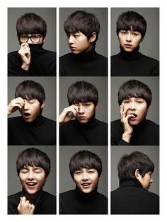 Song Joong Ki - Oh Boy! Magazine April Issue '13