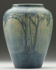 Newcomb Pottery Vase.