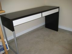 Micke desk white micke desk desks and craft desk