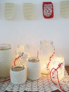 15 Creative DIY Jar Projects For Decoration In Home