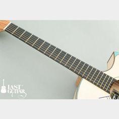 Voyager Guitars VSJ Japanese luthier Kou Sakurai http://voyagerguitars.tumblr.com/