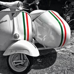 Vespa/Sidecar