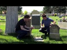 Billion Graves shows you how to find  your ancestors. Similar to Find a Grave.