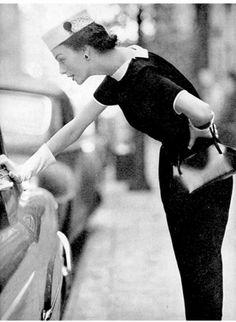 Fashion for Vogue, 1950
