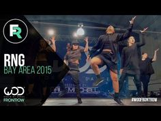 RNG | FRONTROW | World of Dance Bay Area 2015 #WODBAY2015 - YouTube