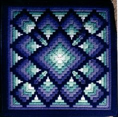 Cathy's Four-Way Bargello Patterns Page Would be a beautiful quilt