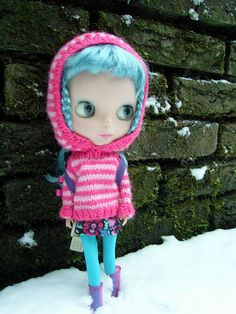 My darling Blythe doll Boo